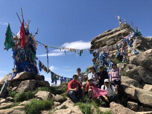 ≪モンゴルツアー≫2019年7月10日(水)~15日(月)ボクドハーン山登頂&乗馬
