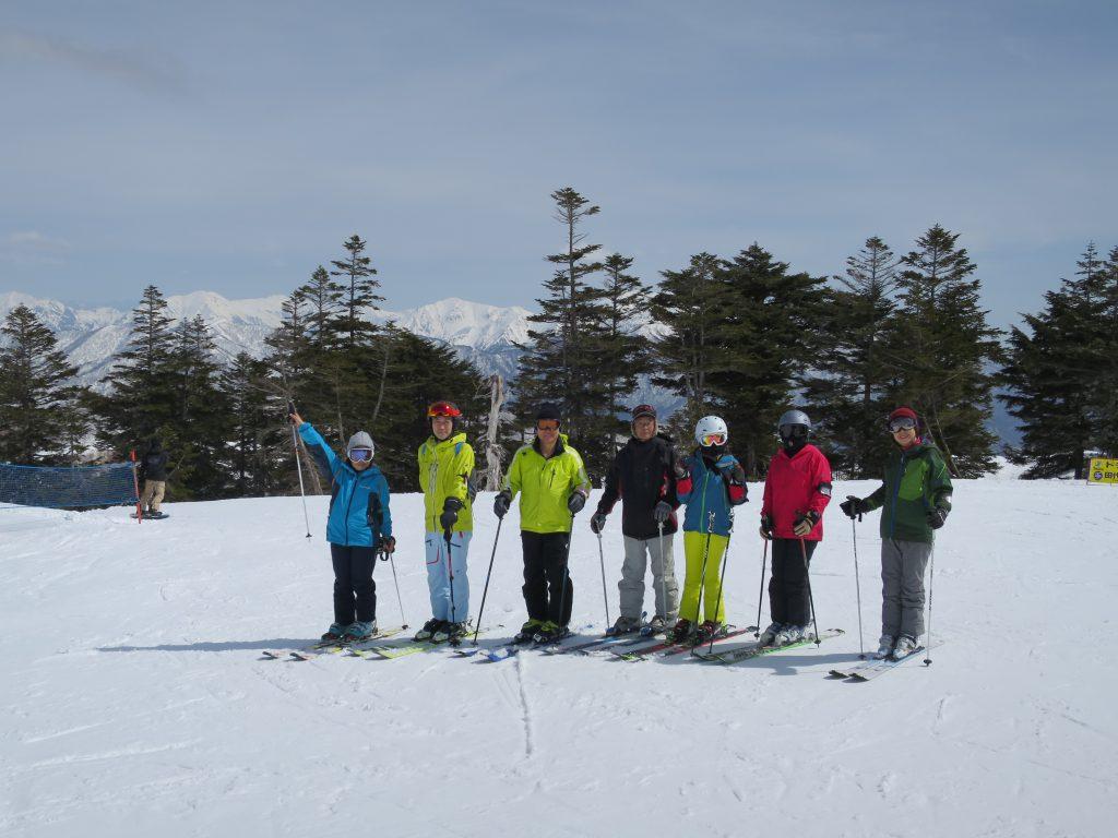 《個人山行報告》2020年3月13日(金)~15日(日) かぐらみつまたスキー